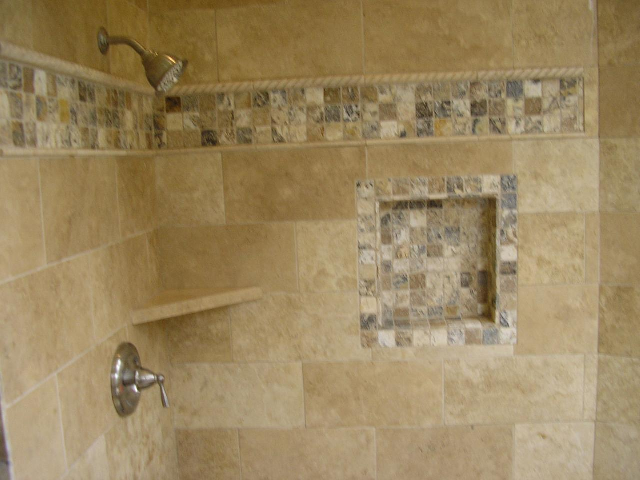 Bathroom 3 - Shower and Shelf