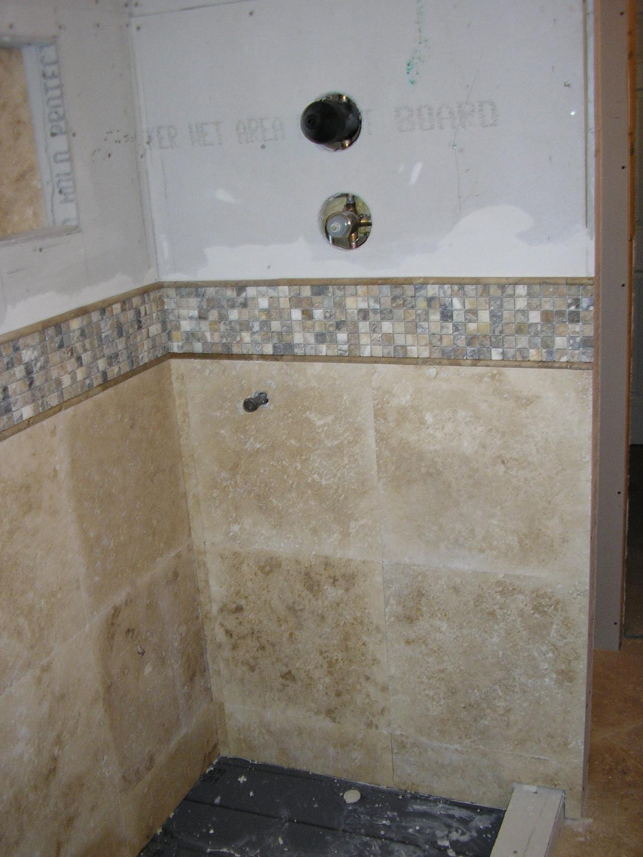Bathroom 6 - During Job